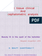 Soft tissue clinical and cephalometric analysis.pptx