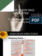 Bahaya Rokok Bagi Kesehatan.ppt