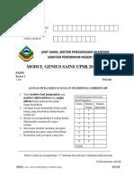 JPN Sabah SN UPSR K2 [2016] Modul Genius Set 6 (soalan)_1.pdf