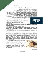 Papelucho en La Clínica (Fragmento)