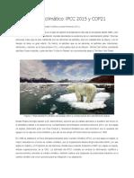 IPCC 2015