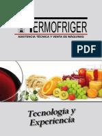 Catalogo Termofriger