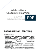 Collaborative – Cooperative Learning