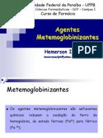 Aula 8 - Metemoglobinizantes