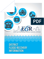 Flood Recovery Plan
