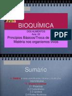 Bioquimica Energética