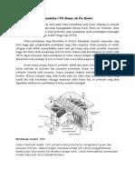 Pemodelan CFD Rotary Air Pre Heater