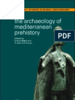 The Archaeology of Mediterranean Prehistory