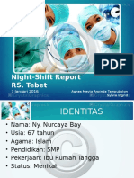 Night Shift Report 211215 - Ny.nurcaya