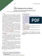 Astm_f2620 Practica Estandar Para Uniones Por Termofusion.