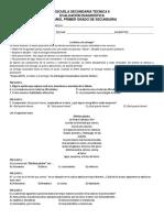 Evaluación Diagnóstica_PRIMER GRADO ESPAÑOL.pdf