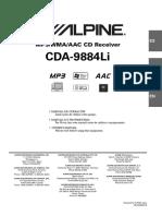 CDA-9884