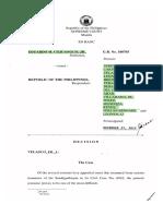 Cojuangco v Republic of the PH, GR No 180705 SC JUDICIAL