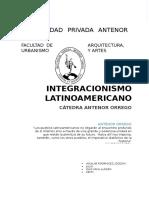 Informe Cap. 4 Integracion Lat.