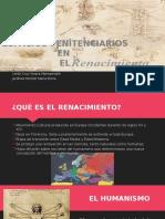 ESPACIOS PENITENCIARIOS EN EL RENACIMIENTO