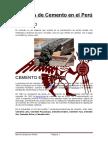 Fábricas de Cemento en El Perú