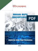 Manual Mutu Lab Ver 2