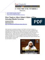 Taqiyya-Islam's Rules of War-Ibrahim