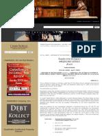 g.r. No. 168631 - Land Bank of the Philippines v. Carolina Vda. de Abello, Et Al.