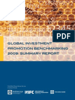 Promotion BenchMarking 2009 Summary Report