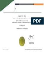 Murex Training With IIBA EEP Certificate in Analyst360