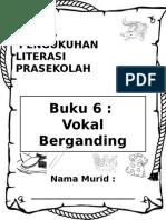 Buku 6 (Vokal Berganding)