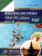 Bali Dalam Angka 2015