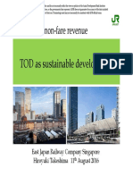 TOD as Sustainable Development