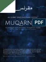 Muqarnas reconceived