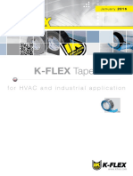 K-flex Tapes Brochure