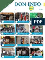 Le PDF du mois août de l'association Verdon info