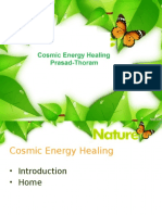 Cosmic Energy Healing (Part1)