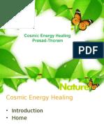 Cosmic Energy Healing (Part1)