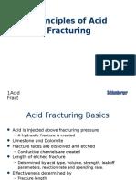 Acid Fracturing