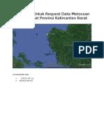 01 Koordinat untuk data metocean pesisir barat prov Kalbar (Batan).docx