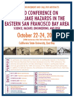 2008 Earthquake Conference