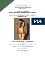 DIPLOMADO El Cuerpo y Lo Imaginario