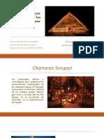 Patrimonio Inmaterial Conocimientos Tradicionales de Los Yuruparí