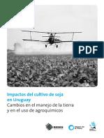 Impactos Del Cultivo de Soja en Uruguay (1)