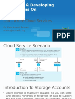 Lab - Azure Cloud Services - Getting Started