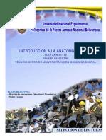 Lecturas Anat Hum Unidad 1