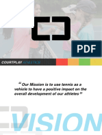 Courtplay Athletics - Program Overview