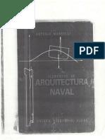 Arquitectura Naval Antonio Mandelli