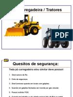 Transporte - Pá Carregadeira e Trator