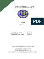 Tax Planning dan Pengendalian atas PPh Pasal 21.docx
