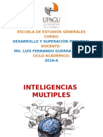 Diapositivas de Inteligencias Múltiples