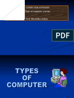 Types of Compute System