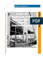 Guia Montaje Galpones y Naves Industriales 2012