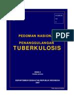 3616799 Pedoman Nasional Penanggulangan Tuberkulosis 2007 Libre