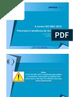 CD ISO 9001 2015